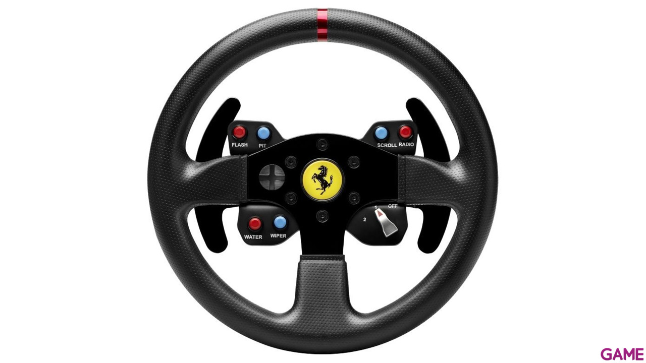 Thrustmaster Ferrari Gte Wheel  Ferrari 458 Challenge Edition