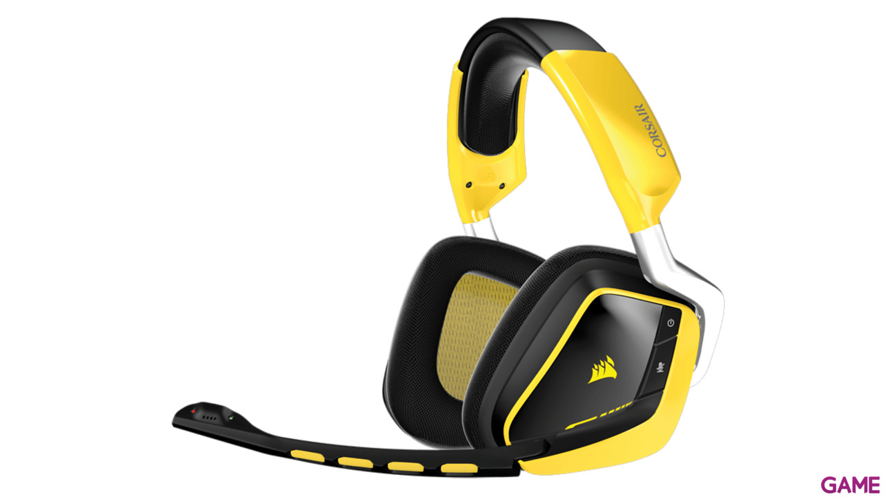 Corsair Gaming Void Wireless Amarillo