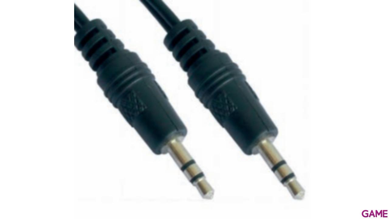Nanocable  Audio Jack 3.5 Estereo M/Jack 3.5 Estereo M 3Mts Nanocable 10.24.0103