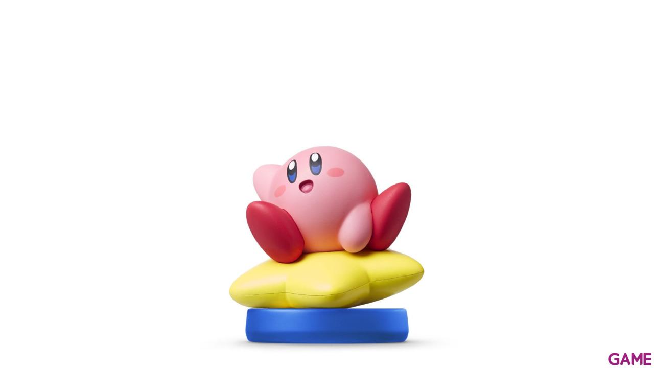 Figura Amiibo Kirby - Colección Kirby