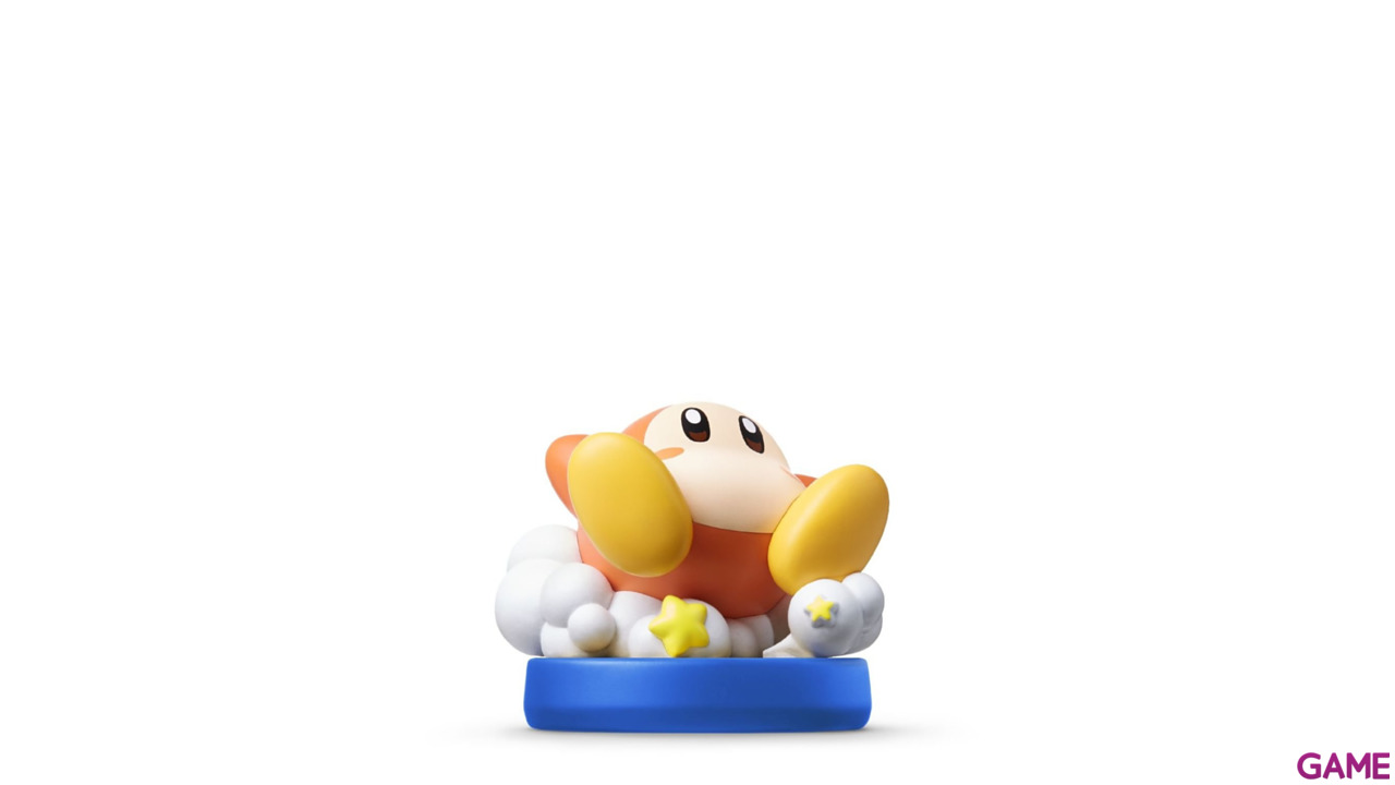 Figura Amiibo Waddle Dee - Colección Kirby