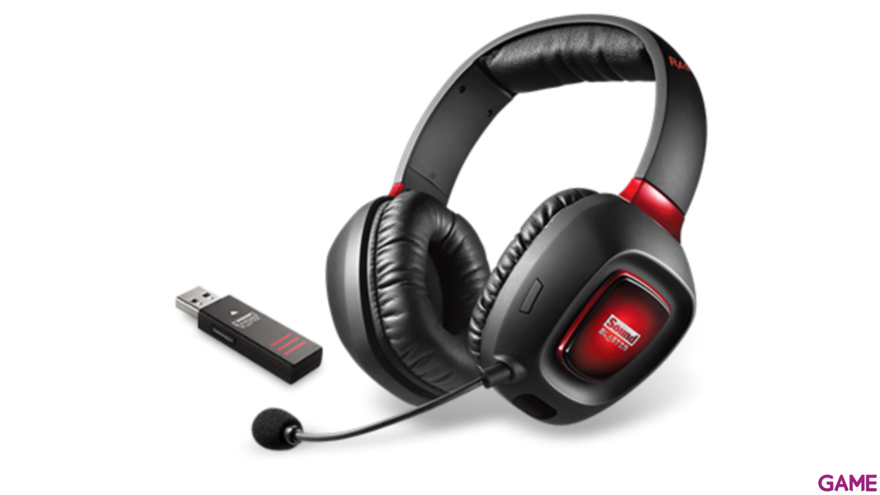 Creative Sound Blaster Tactic3D Rage Wireless PC/PS4/XONE/PS3