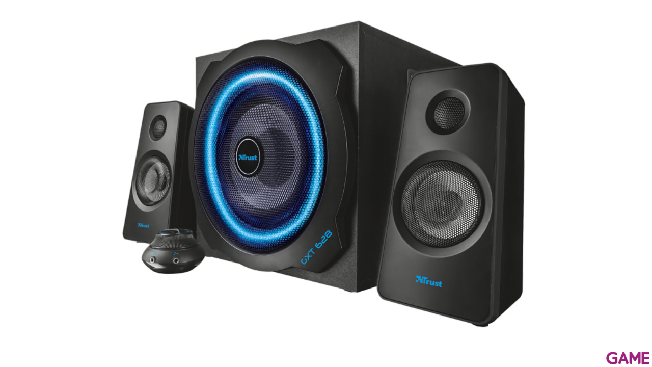 Trust GXT 628 2.1 Illuminated Speaker Set Limited Edition