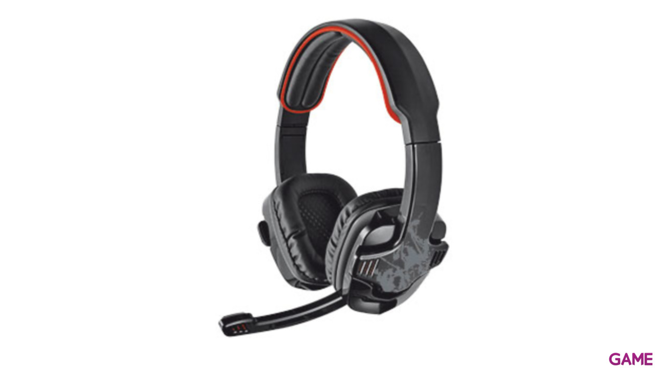 Trust GXT 340 7.1 Surround - Auriculares Gaming