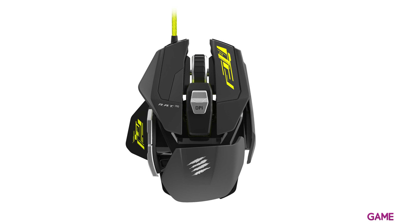 Mad Catz R.A.T. PRO S - Raton Gaming - Ratón Gaming