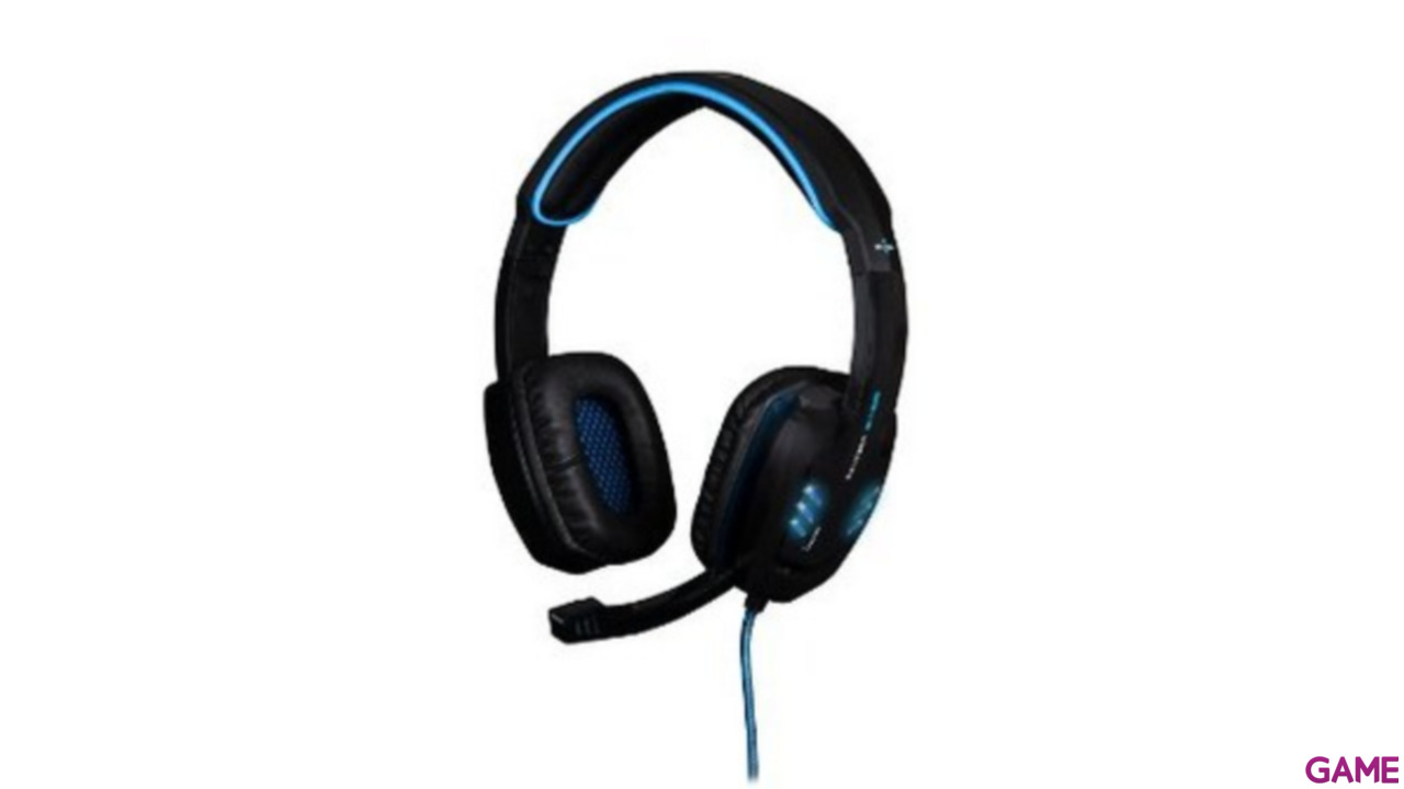 Bluestork Korp3 PC/MAC/PS4 - Auriculares Gaming