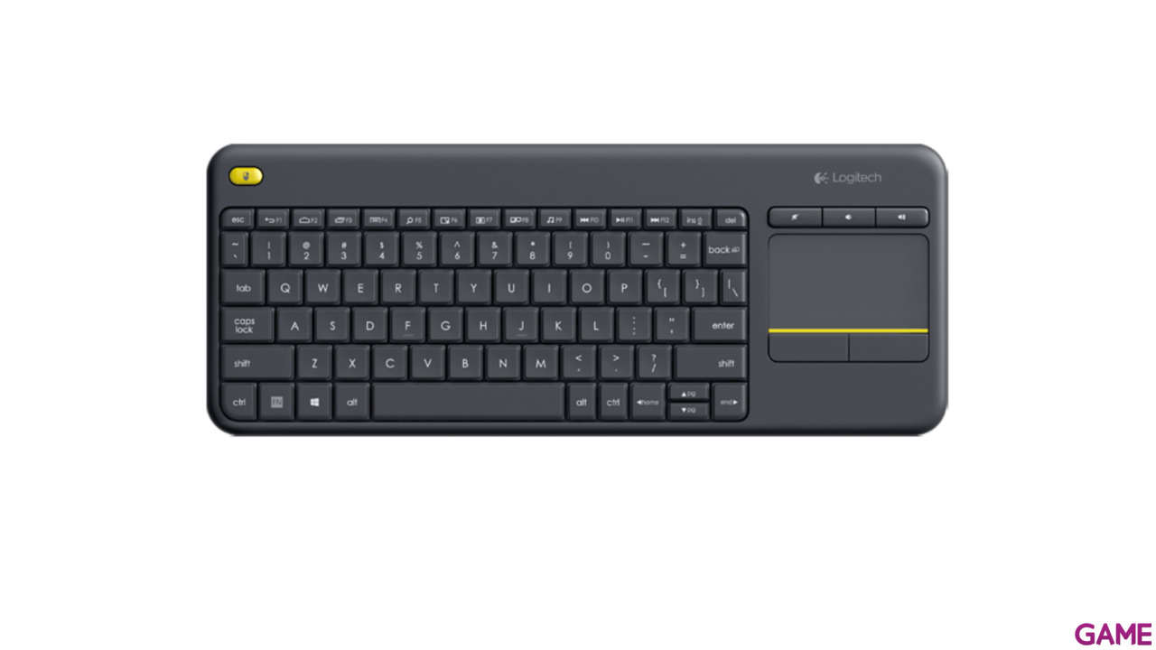 Logitech K400 BLACK PLUS