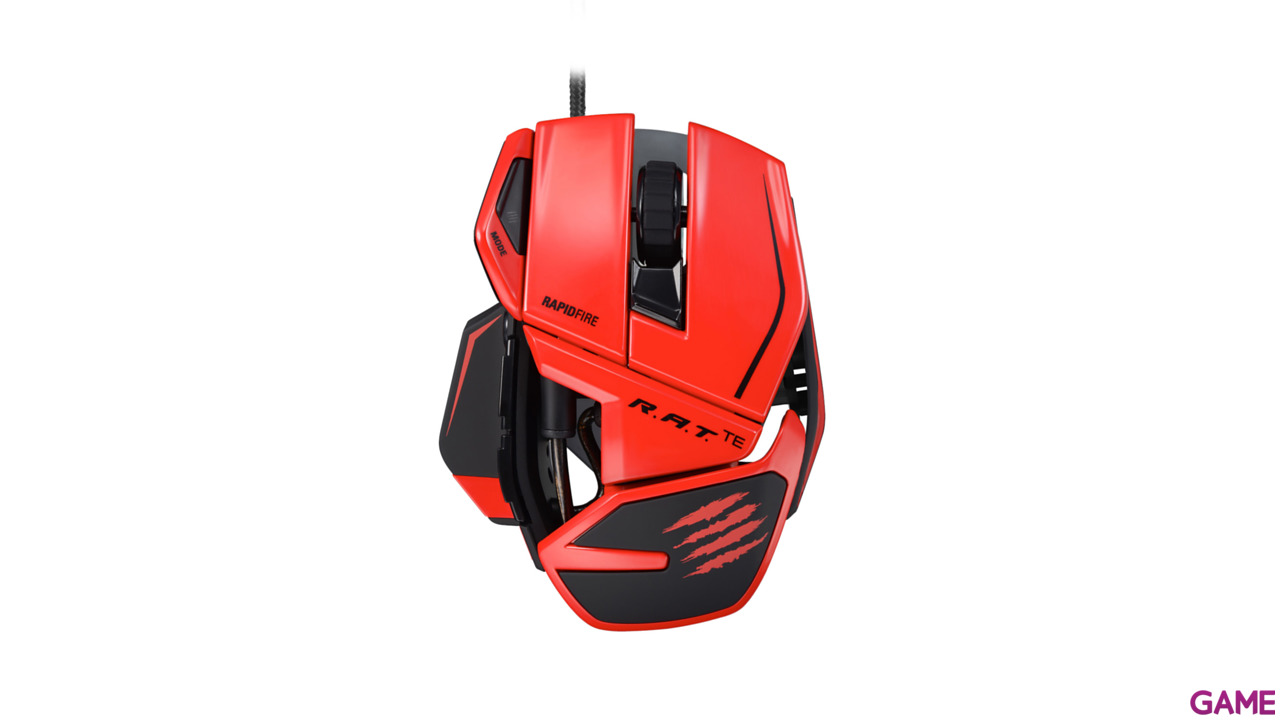 Mad Catz R.A.T.TE Mouse Red