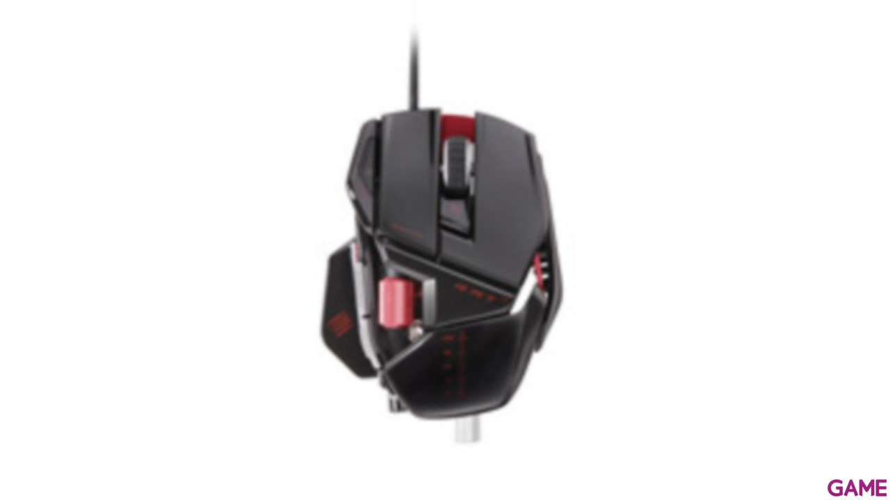 Mad Catz R.A.T.7 Mouse Gloss Negro