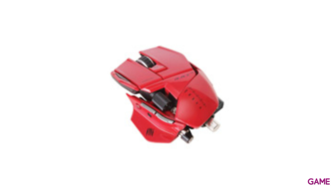 Mad Catz R.A.T.9 Mouse Rojo