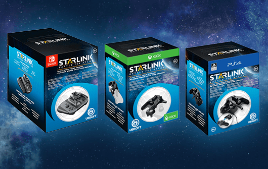 JUEGO COOPERATIVO – STARLINK CO-OP PACK
